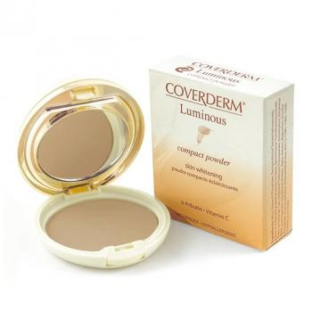 Coverderm - Luminous Compact Powder 10g