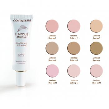 Coverderm - Luminous Make-up Spf15 (σωλ. 30 ml)