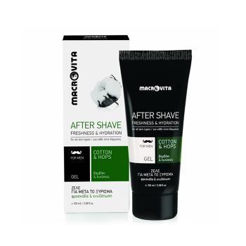Macrovita - After Shave Balsam, Γαλάκτωμα για μετά το Ξύρισμα 100ml