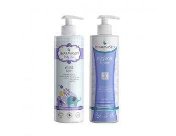 Pharmasept - Hygienic Shower & Baby Care Mild Bath 500ml