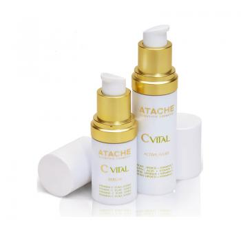 Atache - C Vital Set Active (Serum + Fluid)