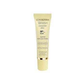 Coverderm - Vanish Concealer Plus 10ml