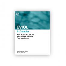 Eviol - B-Complex 30, Μαλακές Κάψουλες