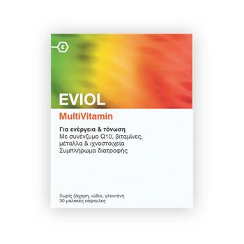 Eviol - Multivitamin, 30 Κάψουλες