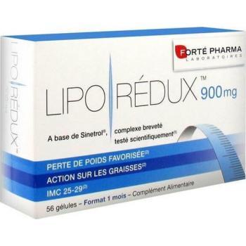Forte Pharma - LipoRedux Συμπλήρωμα Διατροφής για Αδυνάτισμα 56 Κάψουλες.