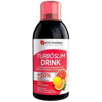 Forte Pharma - Turboslim Drink 500ml (4 Γεύσεις)
