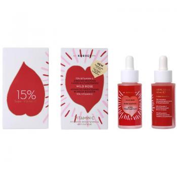 Korres - Wild Rose - Διφασικό Booster 15% Βιταμίνη C
