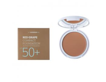 Korres - Red Grape Compact Foundation SPF50+, Medium