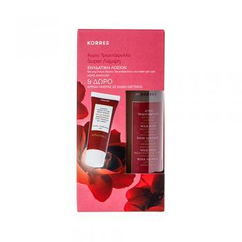 Korres - Άγριο Τριαντάφυλλο - Ενυδατική Λοσιόν 150ml (Limited Edition)