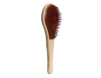 Michel Mercier - Wooden Detangling Brush - Fine Hair