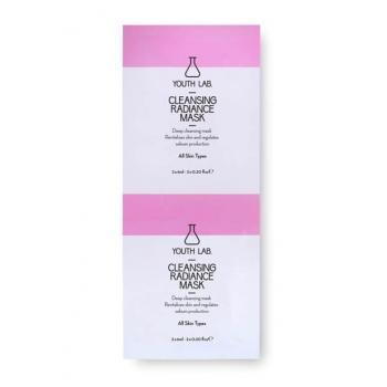 Youth Lab - Cleansing Radiance Mask 2x6ml