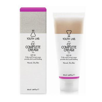 Youth Lab - CC Complete Cream Spf 30 Normal Dry Skin 50ml