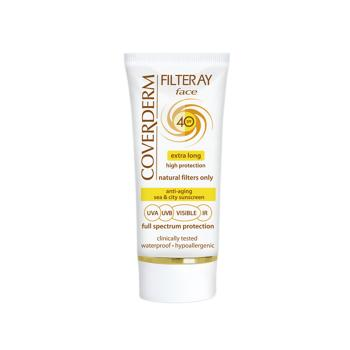Coverderm - Filteray Face Spf40, 50ml