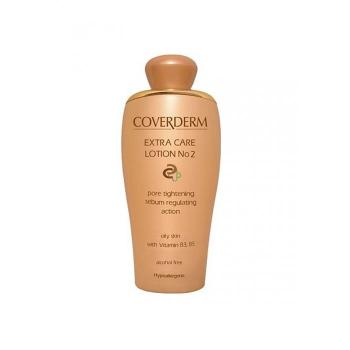 Coverderm - Extra Care Lotion No2 Oily Skin 200ml