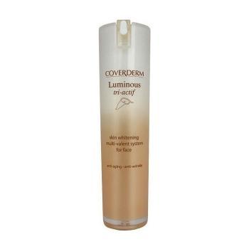 Coverderm - Luminous Supreme Spf15 Λευκαντική & Αντιγηραντική Κρέμα Ημέρας 30ml