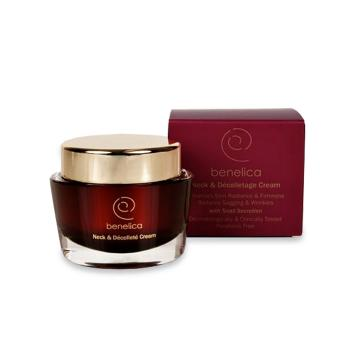 Benelica - Neck & Décolletage Cream, Kρέμα λαιμού και Décolleté 50 ml