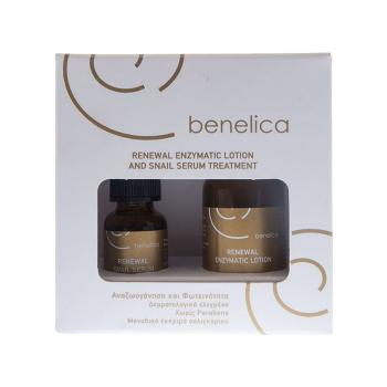 Benelica- Renewal Enzymatic Lotion 30ml And Snail Serum Treatment 12ml