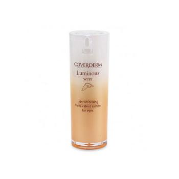 Coverderm - Luminous Yeux Ultra White 15ml