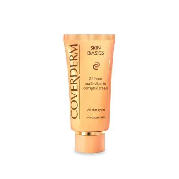 Coverderm - Camouflage Skin Basics 24hours Multi Vitamin Complex Cream 50ml