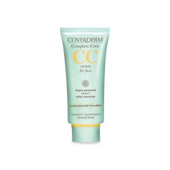Coverderm - Complete Care CC Cream for Face Spf25 Soft Brown 40ml
