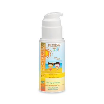 Coverderm - Filteray Body Plus for Kids Spf50, 100ml
