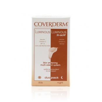 Coverderm - Luminous Duo pack 2×15ml