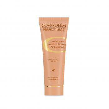 Coverderm - Perfect Legs Waterproof (01) Spf16, 50ml
