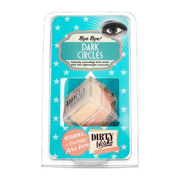 Dirty Works - Bye Bye Dark Circles Concealer 2 x 4.5gr
