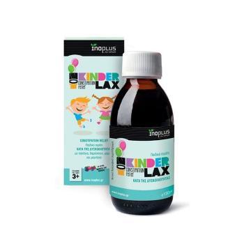 Inoplus - Kinder Lax, Παιδικό Σιρόπι Κατά Της Δυσκοιλιότητας 150ml