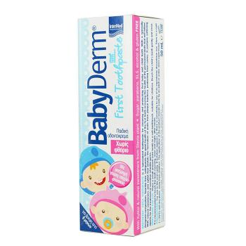 Intermed - Babyderm First Toothpaste 50ml