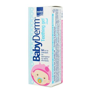 Intermed - Babyderm Teething Gel (3m+) 30ml