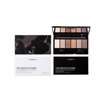 Korres - Volcanic Minerals The absolute Nudes Eyeshadow Palette