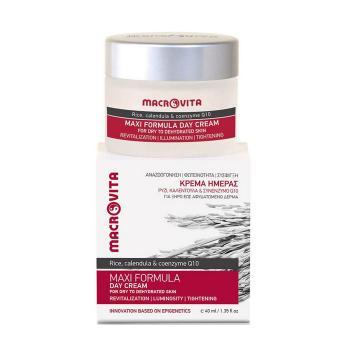 Macrovita - Active Formula 24hour Face Cream 40ml, 24ωρη Κρέμα Προσώπου 40ml+ΔΩΡΟ Κρέμα Προσώπου