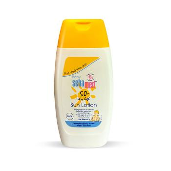 Sebamed - Baby Suncare Multi Protect Sun Lotion Spf50 200ml