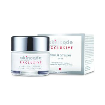 Skincode - Exclusive Cellular Day Cream Spf15 50ml