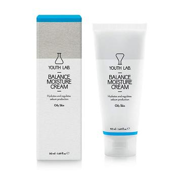 Youth Lab - Balance Moisture Cream Oily Skin 50ml