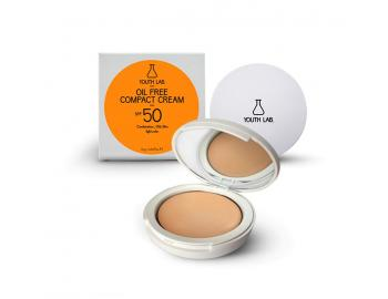 Youth Lab - Oil Free Compact Cream Spf50 Combination Oily Skin Light Color 10g