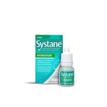 Alcon - Systane Hydration, Οφθαλμολογικές Σταγόνες 10ml