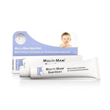 Virtus Pharma - Multi-Mam BabyDent gel x 15 ml
