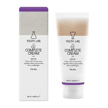 Youth Lab - CC Complete Cream SPF30 Oily Skin 50ml